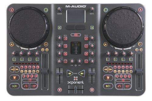 m-audio-torq-xponent-controleur-dj-usb-avid