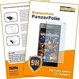 mumbi Panzerglasfolie Sony Xperia Z5 Compact Glasfolie Hartglas 9H - 4