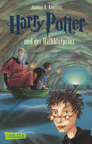 Buchseite und Rezensionen zu 'Harry Potter, Band 6: Harry Potter und der Halbblutprinz' von Joanne K. Rowling
