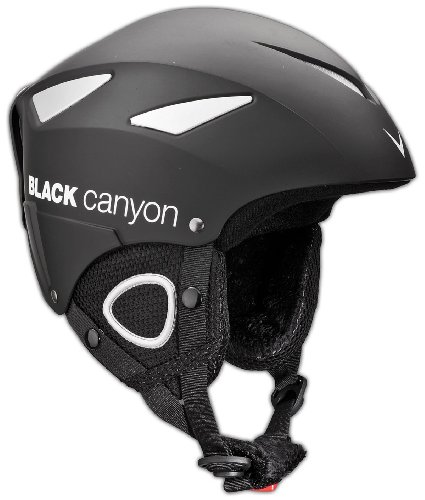Black Canyon Kinder Skihelm