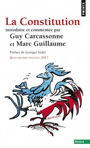 télécharger La Constitution (14ème édition 2017)