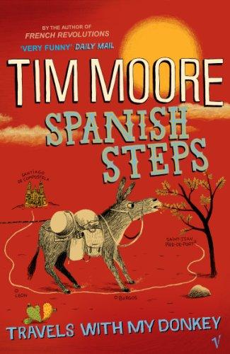 Spanish Steps (English Edition) por Tim  Moore