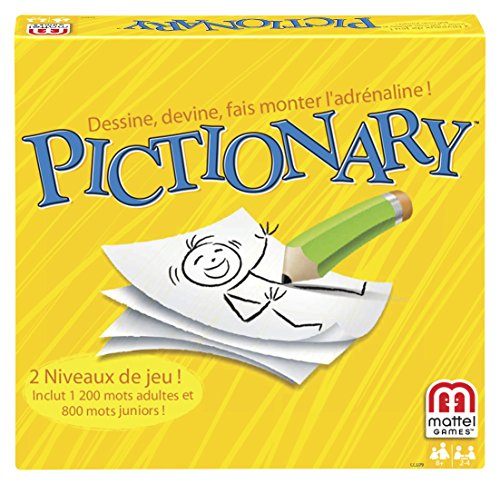 Pictionnary Famille