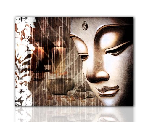 feng-shui-wall-picture-buddhaface-1100-x-75-cm-buddha-face-picture-xxl-cheap-modern-picture-on-canva