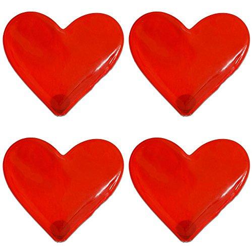 Preisvergleich Produktbild Taschenwärmer Handwärmer Rot(4 Stück), SWAMPLAND