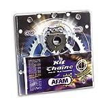 AFAM Kettensatz X-Ring super verstärkt für Suzuki GSX-R 1000, BL1112, Bj. 2001