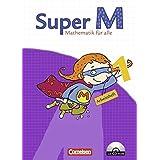 Super M - Westliche Bundesländer - Bisherige Ausgabe: 1. Schuljahr - Arbeitsheft mit CD-ROM