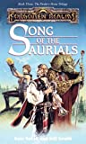 Song of the Saurials: The Finders Stone Trilogy, Book 3 (Finer's Stone Trilogy)