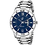 #8: Britex Day and Date Functioning Series Analog Watch For Men/Boys - (BT7031)