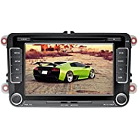 2DIN 7 inch Touch Screen GPS Navigator with Bluetooth, DVD Player, USB/SD
