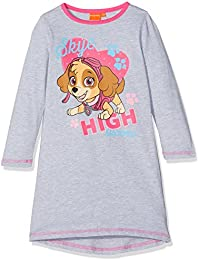 Leomil Fashion LS Nightdress, Camisón para Niñas