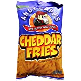 Andy Capp's Cheddar Potato Fries 3 OZ (85g)
