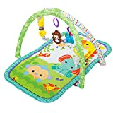 #10: Baybee Baby's Playmat Gym with Toys, Made of Non Toxic Materials (Assorted Colour)