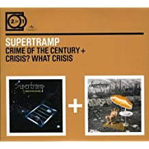 2 For 1: Crime Of The Century/Crisis? What Crisis? (Digipack ohne Booklet)