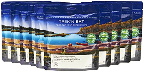 Trek'n Eat Best of Meat Paket 2017 Camping Mahlzeit