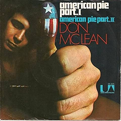 Don McLean - American Pie - United Artists Records - 35 325 - Don Mclean American Pie