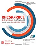 Image de RHCSA/RHCE Red Hat Linux certification practice. Exams with virtual machines