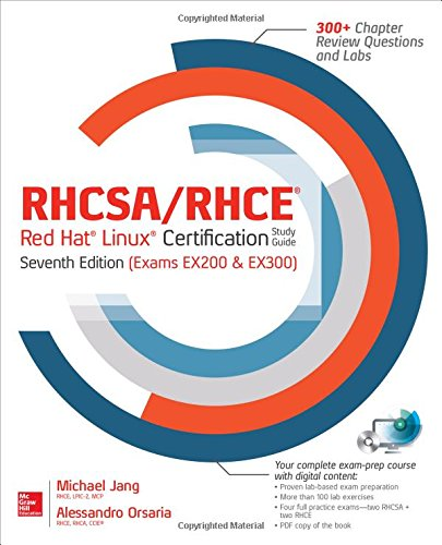RHCSA/RHCE Red Hat Linux certification practice. Exams with virtual machines (Ingegneria)