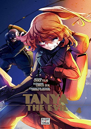 Tanya The Evil Edition simple Tome 4