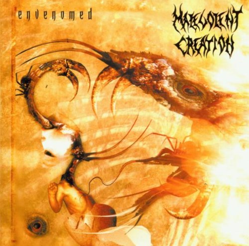 Malevolent Creation: Envenomed (Audio CD)