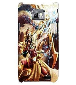 ColourCraft Suryaputra Karna Design Back Case Cover for SAMSUNG GALAXY S2 I9100