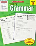Scholastic Success With Grammar - Grade 5 (Scholastic Success with Workbooks: Grammar)
