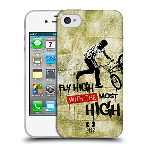 Head Case Designs Highcross Stampa A Croce Cover Morbida In Gel Per Apple iPhone 7 / iPhone 8 Flying High