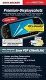 Data Becker PSP Schutzfolie