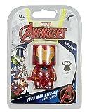 Porte-clés Clip On Marvel - Iron Man avec LED