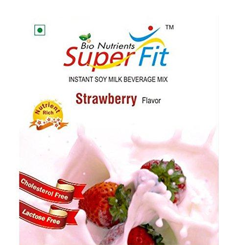 Superfit Beverage Mix - Strawberry Health, 200 g