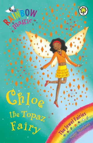 Chloe the Topaz Fairy Cover Image