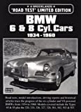 Bmw 6 and 8 Cyl. Cars 1934-1960