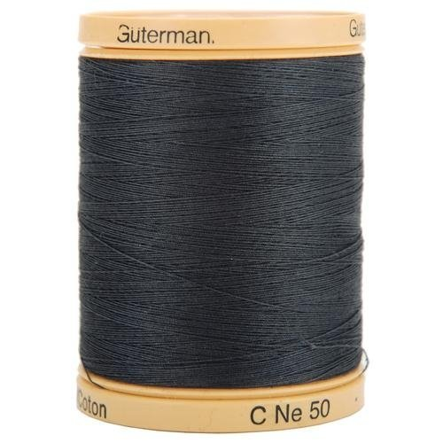 gutermann-fil-de-coton-naturel-solides-filetage-gris-fer