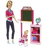 Barbie - Hoy quiero ser profesora (Mattel BDT51)