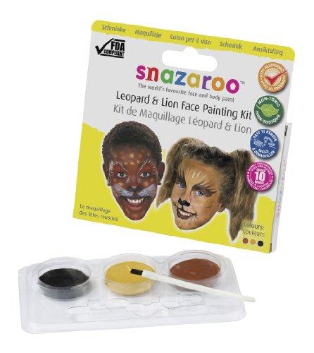 Snazaroo Gesichtsfarben-Themenset