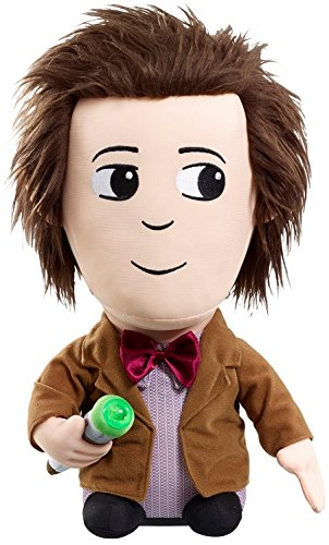 Doctor Who Deluxe Eleventh Doctor Talking Plush with LED Light