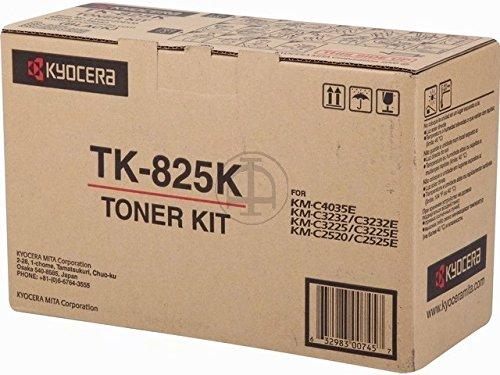 Preisvergleich Produktbild Kyocera Toner TK825K 1T02FZ0EU0 schwarz