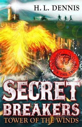 Tower of the Winds: Book 4 (Secret Breakers)