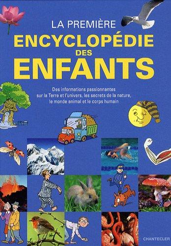La première encyclopédie des enfants