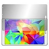 Slabo 2 x Displayschutzfolie Samsung Galaxy Tab S 8.4 LTE T705 (MIT TELEFONIE) Displayschutz Schutzfolie Crystal Clear unsichtbar MADE IN GERMANY