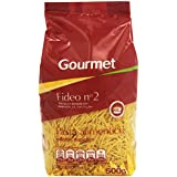 Gourmet - Fideo No.2 - Pasta alimentacia calidad superior - 500 g