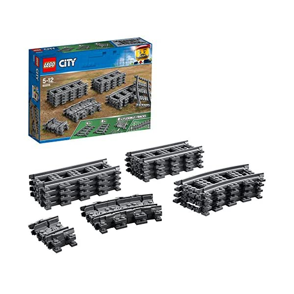 LEGO City - Binari, 60205 2 spesavip