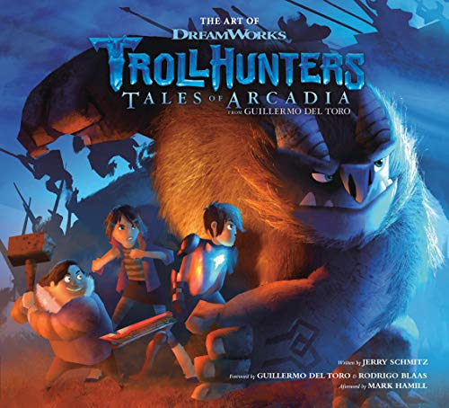 The Art of Trollhunters