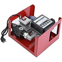 Bomba Diesel, Bomba Transferencia autocebante Combustible eléctrico, Bomba Transferencia Diesel portátil, 230V / 550W, Autos
