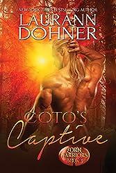Coto's Captive (Zorn Warriors Book 5) (English Edition)