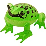Other Andere aufblasbare Blow up Frosch 39 cm Fancy Dress Party Accessory