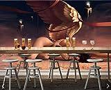 3d sex mädchen schöne engel tapete wandbild kreative kunst tapetenwandbilder schlafzimmer hd gedruckt tapetenrolle benutzerdefinierte size430cmx280cm
