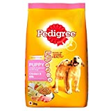 #5: Pedigree Puppy Dog Food Chicken & Milk, 3 kg Pack