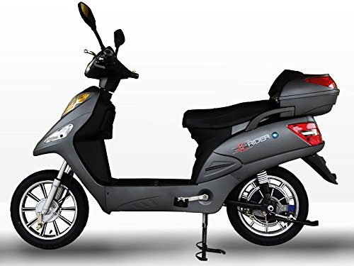 E Rider Model 15 Electric Bike Moped Scooter Lowest Amazon Sale Price