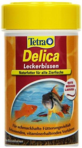 Tetra Comida para peces delica larvas 100 ml